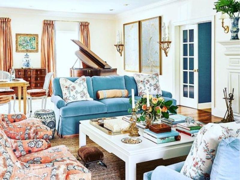 Living Room Design by Amal Kapen