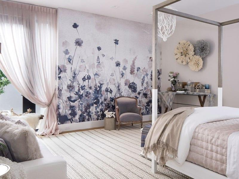 Ashbourne Designers Neutral Bedroom