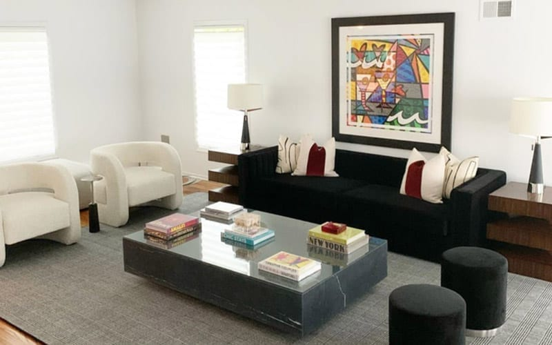 Kimberly Klein Design Living Room