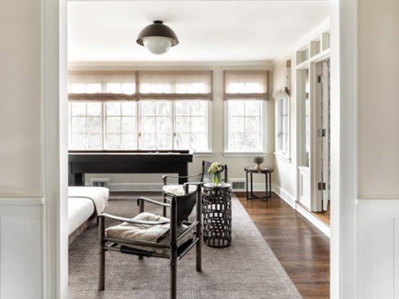 interior shot of room from hallway