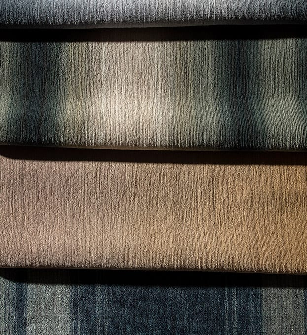 Ombre Wool and Silk