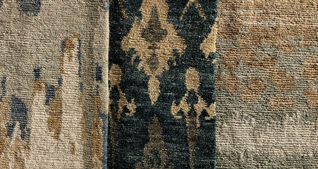 Tibetan Weave 100% Wool