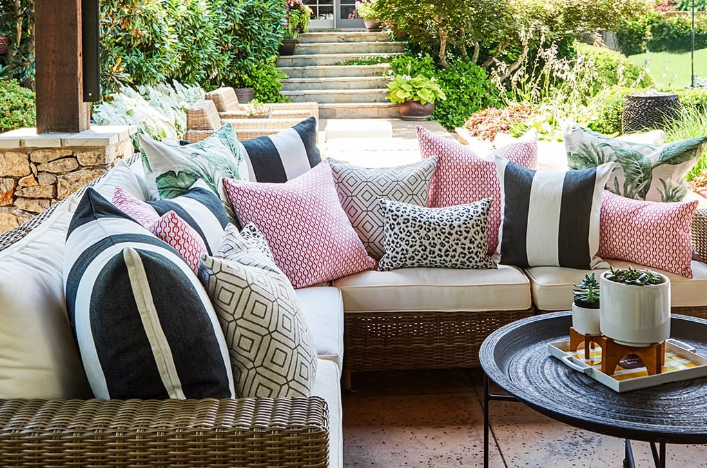 outdoor pillows